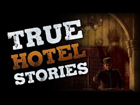 7 True Scary Hotel Horror Stories | 2019