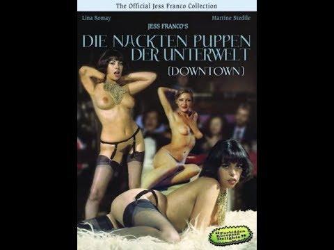 Голые марионетки в подполье /Даунтаун (Швейцария; комедия, криминал, эротика, 1975)
