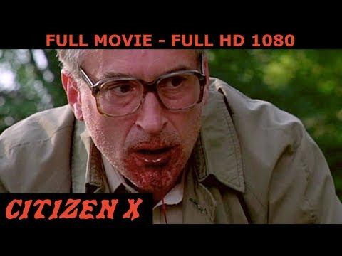 «CITIZEN X» - Full Movie, Historical, Crime, Thriller / Russian Serial Killer Chikatilo, FullHD 1080
