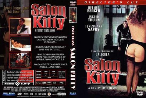 Tinto Brass Salon Kitty 1976. Эротический фильм Тинто брасса Салон Китти.