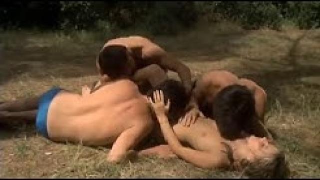 Viol Sous Les Tropiques (Emanuelle Et Les Derniers Cannibales) (1977 - Movie In French)