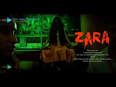 ZARA-psycho Suspense Thriller Horror Short Film