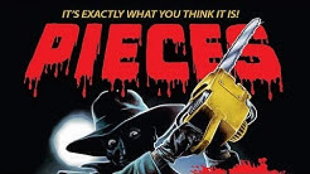 Pieces (1982) Horror/Giallo Film Uncut In HD