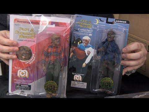 Raymond Castile's Basement Of Horror - Unboxing Special - 2019 Mego Monsters