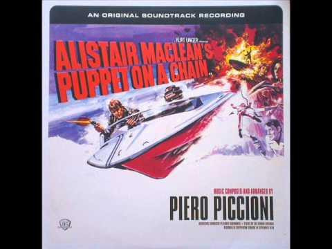 Piero Piccioni - Puppet On A Chain -original Soundtrack