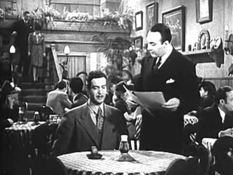 The Dawn Express (1942) CRIME THRILLER