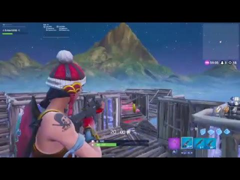 Live Fortnite World Cup 100+ Pt -TINTO BRASS-