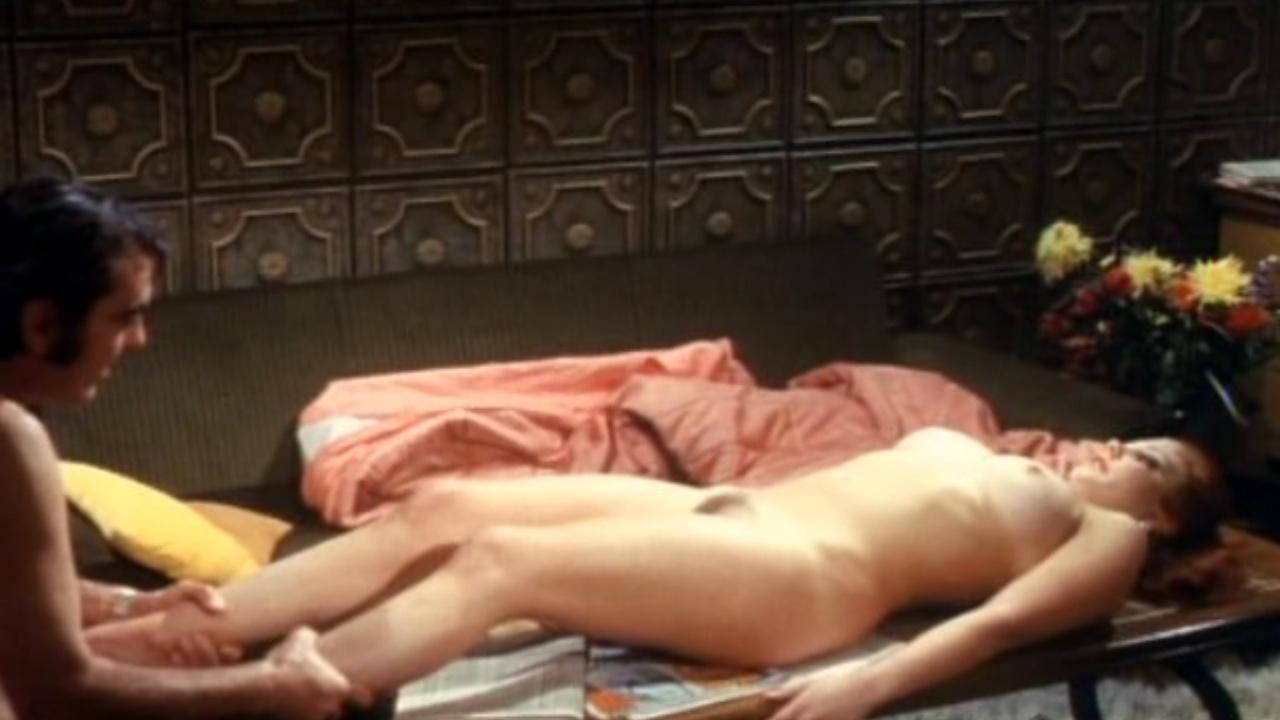 Эротический фильм . Монастырь греха +18