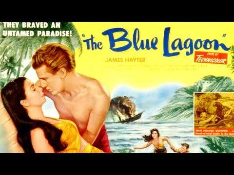 THE BLUE LAGOON // Jean Simmons, Donald Houston // Full Drama Movie // English // HD // 720p