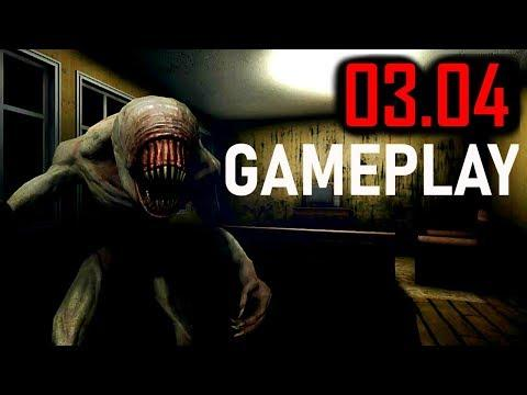 (gameplay) 03.04 ♦ RUSSIAN HORROR ♦ Первая игра 2019-го года !!!)