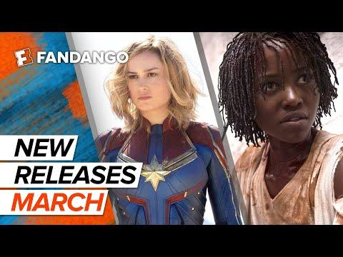 New Movies Coming Out In March 2019 | Movieclips Trailers
