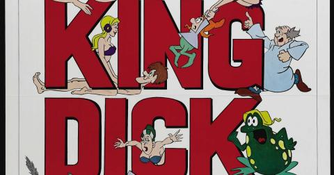 King Dick (1973) Adult Cartoon