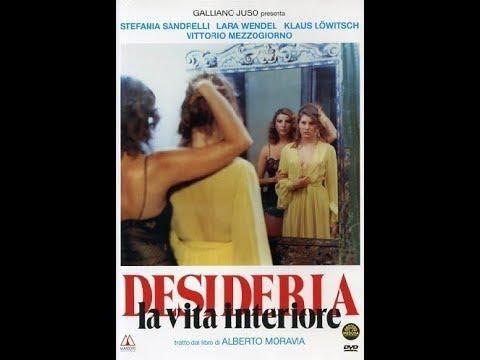 Дезидерия  Внутренний мирDesideria  La Vita Interiore (Италия, ФРГ драма, эротика, 18+ HD, 1980)