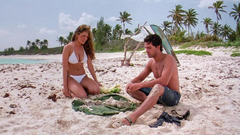 Beach Race   Full Length Comedy Movie   Rare VHS Tape   English