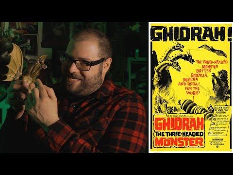 Ghidrah, The Three-Headed Monster (1964) - Blood Splattered Cinema (Horror Movie Review)