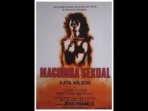 Сексуальный Макумба  Macumba Sexual (Испания, Ужасы, Эротика, Мистика, 1983)