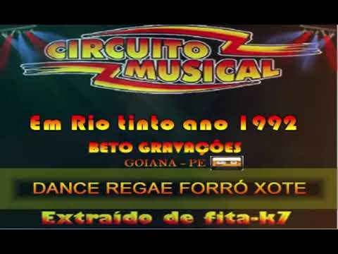 Banda  Circuito Em Rio Tinto  Ano 1992
