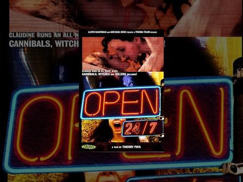 Open 24/7 Erotic Movie