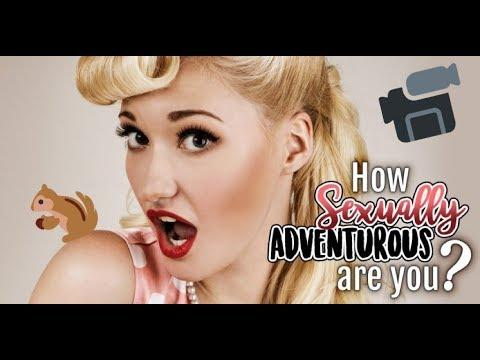 Intimacy Quiz With Special Guests: How Adventurous Are You?