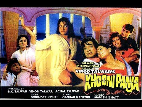 Khooni Panja   खुनी पंजा   Hindi Horror Full Movie