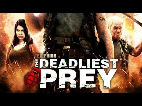 DEADLIEST PREY (Full Movie, HD, English, Action Movies, Thriller, Full Length) Best Action Movies