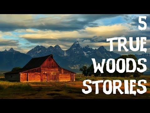 5 Absolutely Terrifying True Deep Woods & Middle Of Nowhere Horror Stories! (2019)