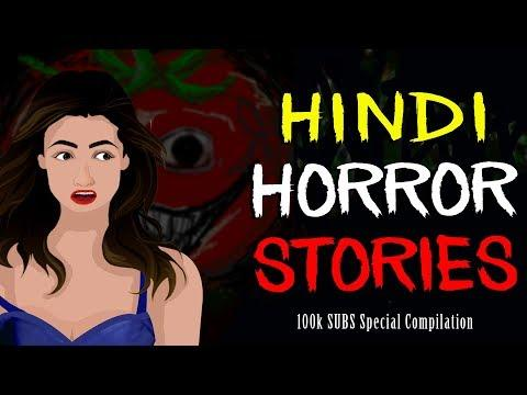 Horror Movies In Hindi: Scary Tomato 100K Compilation || Horror Stories In Hindi 2019